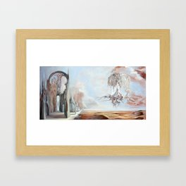 Echoes of Sanctuary Framed Art Print