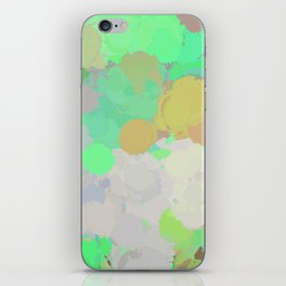 Paint Splatter iPhone Skin