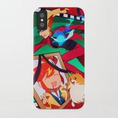 Phantom Detective iPhone X Slim Case
