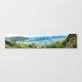 WINDWARD COAST Canvas Print