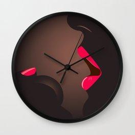 Chocolate ball... Wall Clock