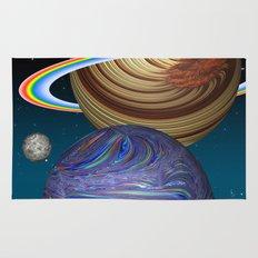 The Saturn Phenomenon Rug