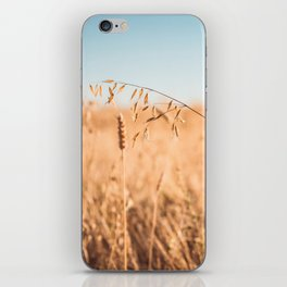 Reaping Time iPhone Skin