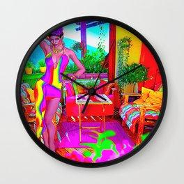 Latin Flavor Wall Clock