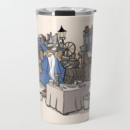 Collection of Curiosities Travel Mug