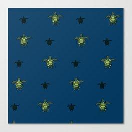 Sea Turtles 2 Canvas Print