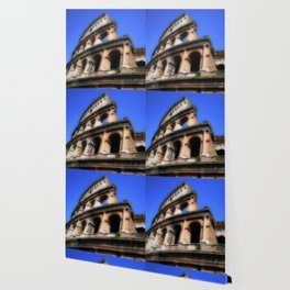 Colosseum - Rome, Italy Wallpaper