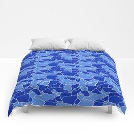 Water Reflections Comforters