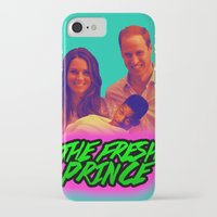 fresh prince iPhone & iPod Cases featuring The Fresh Prince by Matheus Lopes