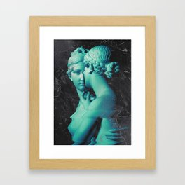 Twin Framed Art Print
