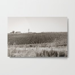 Somewhere in the middle of nowhere Metal Print