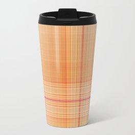 Scottish plaid tartan pattern Travel Mug