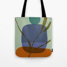 zen garden meditation Tote Bag