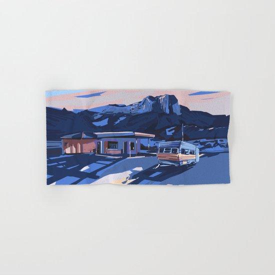 american landscape 3 Hand & Bath Towel