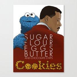 Cookies' Empire Canvas Print