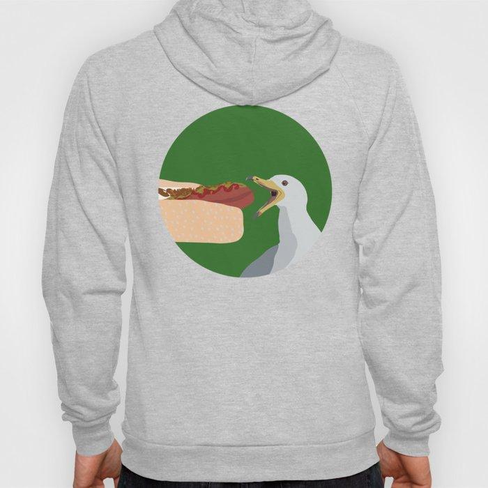 sausage Hoody