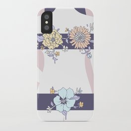 Encumbered Exploration of Existence (Forbidden Territory) iPhone Case