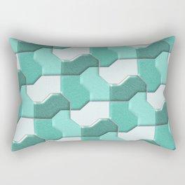 Geometrix XCVI Rectangular Pillow