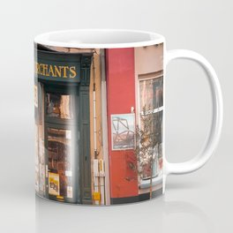 Stamp Shop in Gent Coffee Mug