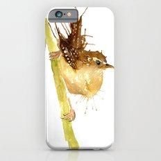 Mrs Wren iPhone 6s Slim Case