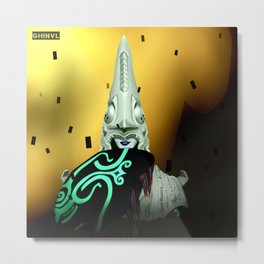 Zant, the usurper king Metal Print