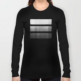 BLUR / abyss / black Long Sleeve T-shirt