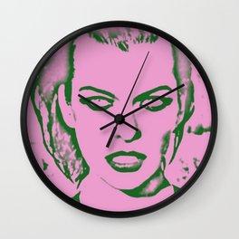 Milla II Pop Art Wall Clock