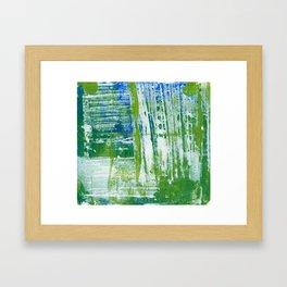 Abstract No. 86 Framed Art Print