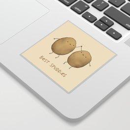 Best Spuddies Sticker