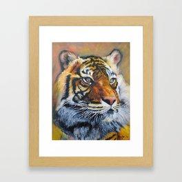 Bombay Framed Art Print