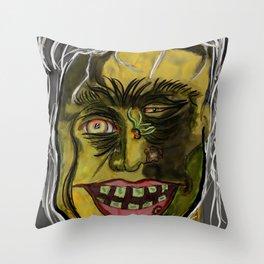 Ogre Throw Pillow