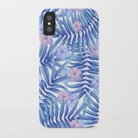 hawaiian iPhone & iPod Cases featuring Hawaiian Pattern by Marta Olga Klara