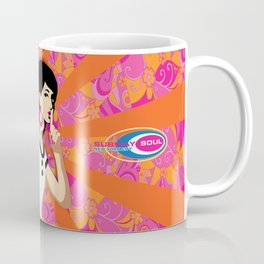 'Ssssh!' Subway Soul Coffee Mug