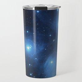 The Pleiades Star Cluster Travel Mug