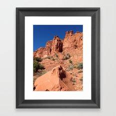 Sedona Framed Art Print