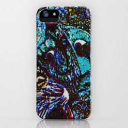 Snail Interrupted iPhone Case