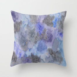 Galaxy: Taurus and Orion Constellations Throw Pillow