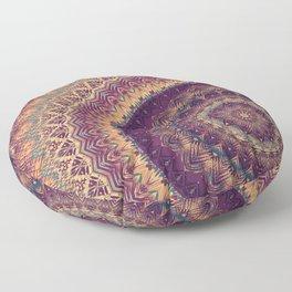 Mandala 541 Floor Pillow