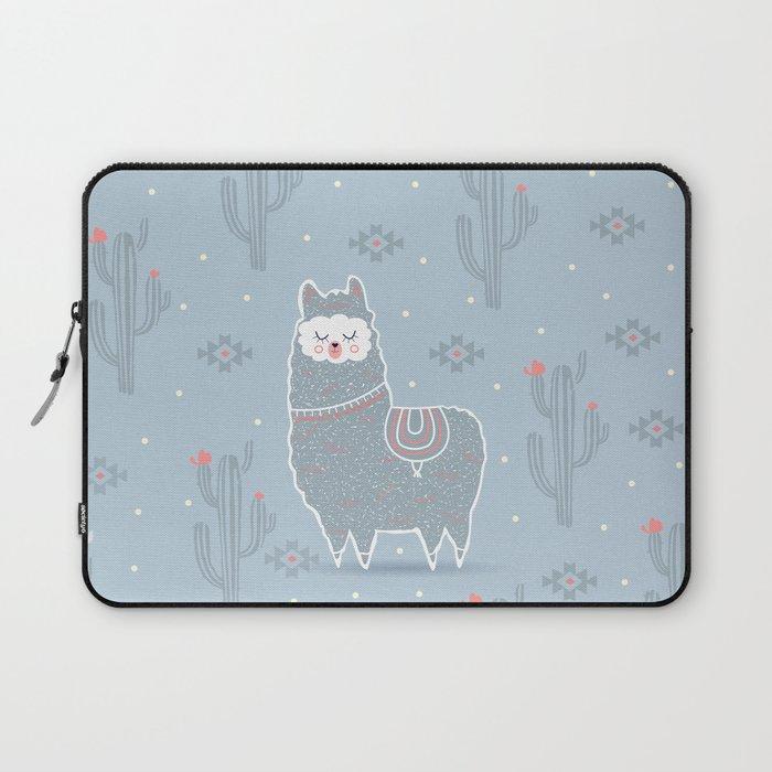 Alpaca winter Laptop Sleeve