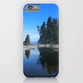 Take A Walk With Me iPhone Case