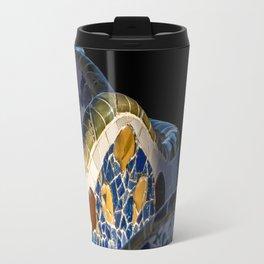 Gaudi pattern Travel Mug