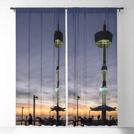 Brighton Sunset Blackout Curtain