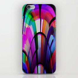Color Gates iPhone Skin