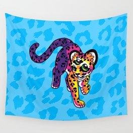 Oracular Leopard Cub Wall Tapestry