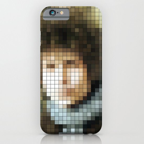 Bob Dylan - Blonde on Blonde - Pixel iPhone & iPod Case