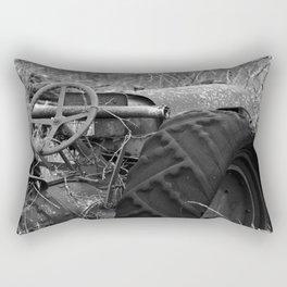 Born in Racine ....Died in Racine Rectangular Pillow