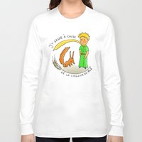 le petit prince Long Sleeve T-shirts featuring petit by chicco montanari