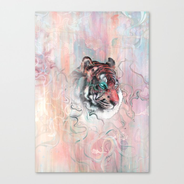 Illusive By Nature Canvas Print
