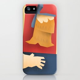 Lumberjacks iPhone Case