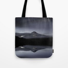 Trillium Lake Reflection Tote Bag